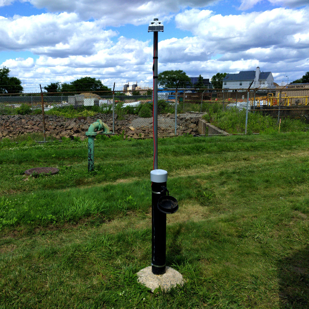 Groundwater Level Monitoring Solar
